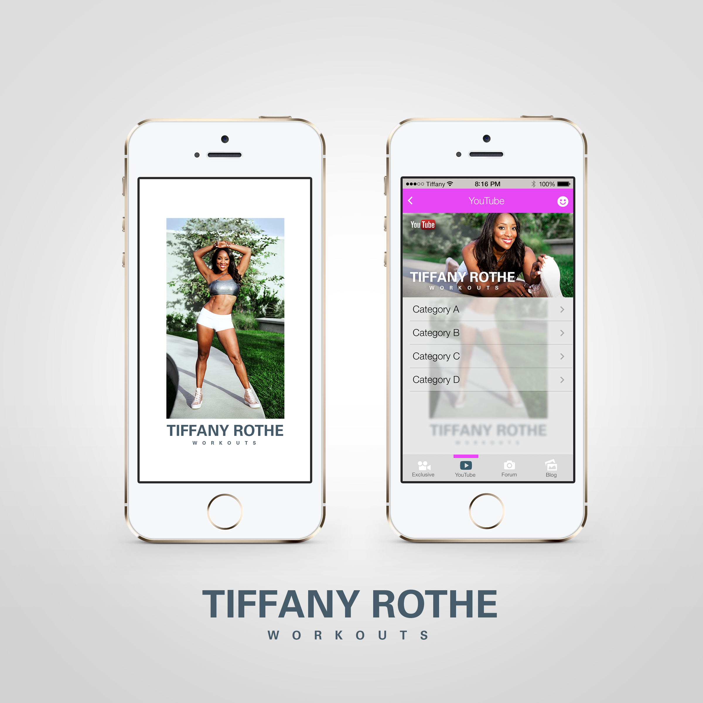 Tiffany Rothe Official app